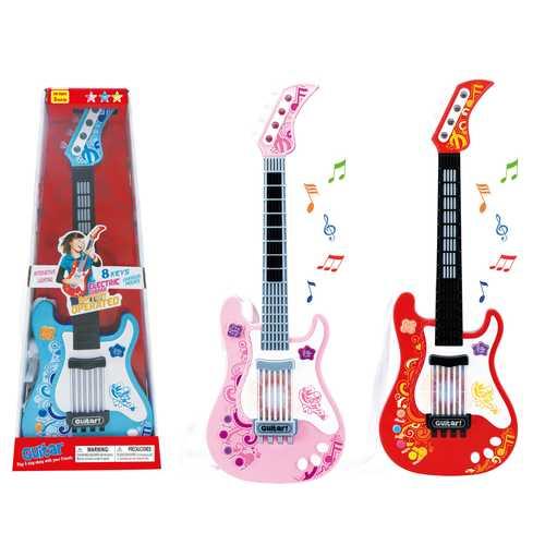 "Case of [24] Musical B/O Guitar 21.5"""