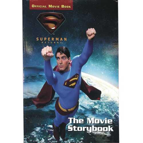 Case of [48] Superman Returns - Movie Storybook