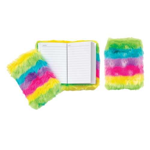 Case of [12] Furry Rainbow Memo - 12 Count
