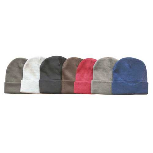Case of [120] Adult Wholesale Winter Beanies
