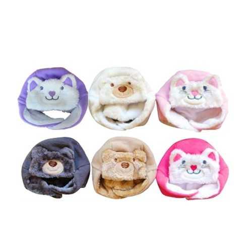 Case of [120] Infants' & Children's Fashion Animal Hats