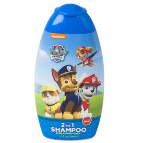 Case of [576] 2 in 1 Paw Patrol Shampoo/Conditioner - 10 oz