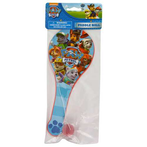 Case of [288] Paw Patrol Paddle Ball