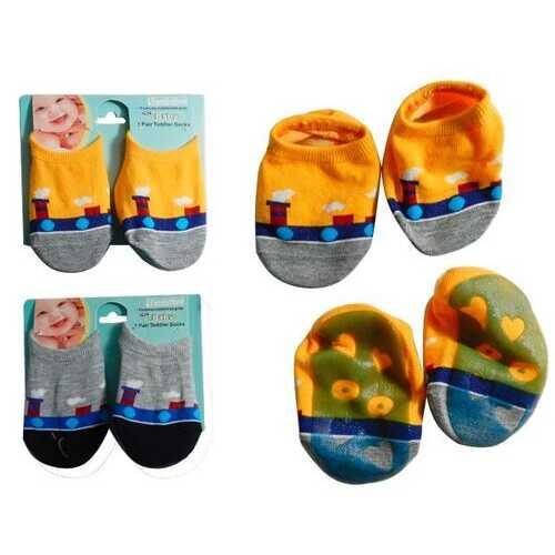 Case of [12] FamilyMaid Toddler Socks Anti-Slip