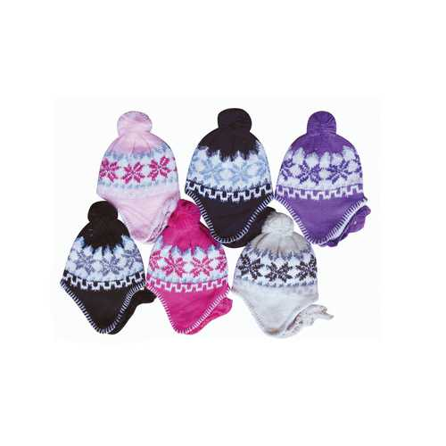 Case of [120] Ear Cover Knit for Children