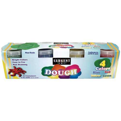 Case of [12] 4oz. 4 pk dough