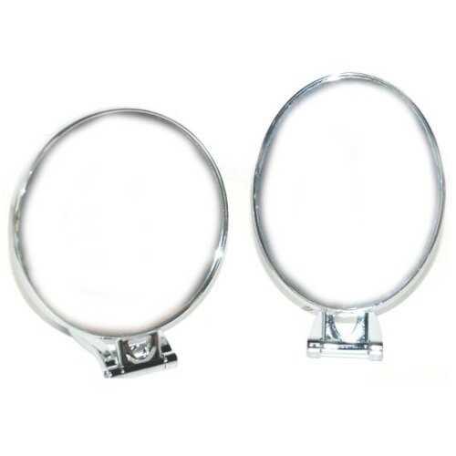 Case of [72] Bonita Home Round & Oval Mirrors
