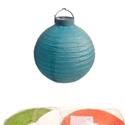 """Case of [100] Paper Lantern in Assorted Colors - 16"""""""