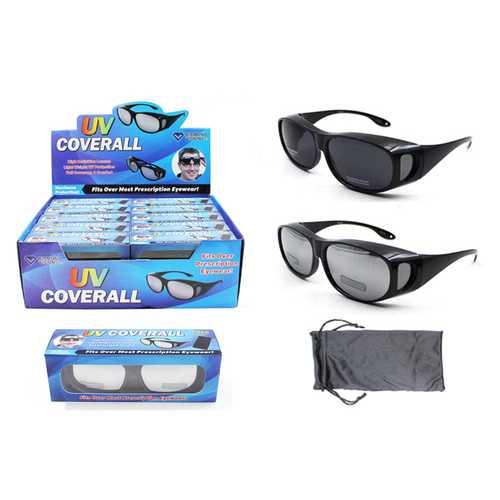 Case of [20] Uv Coverall Glasses