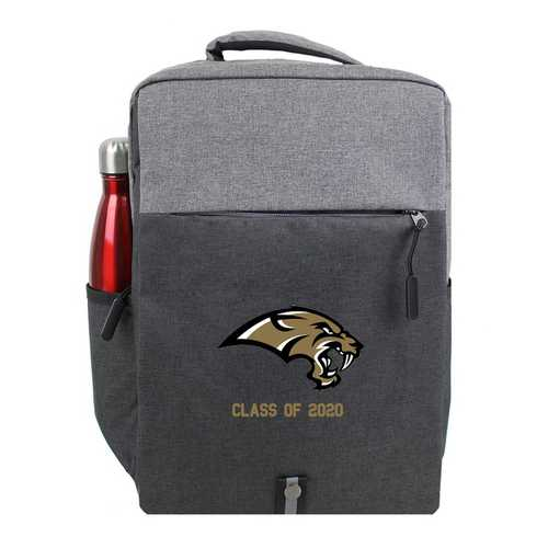 """Case of [12] 15"""" Premium Utility Computer Backpack - Two Tone"""