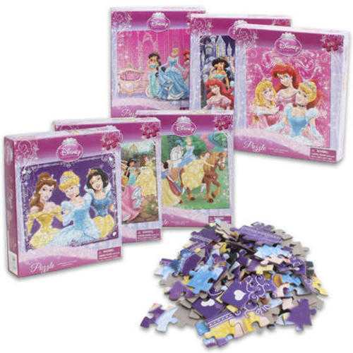 Case of [36] Disney 100pc Princess Jigsaw Puzzle - Assorted