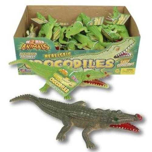 Case of [144] Crocodile Figurine