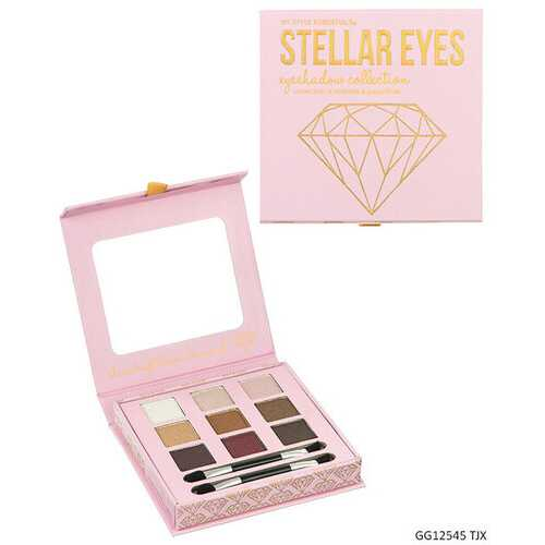 Case of [48] Style Essentials Stellar Eyes Eyeshadow Collection - 9 Finishes