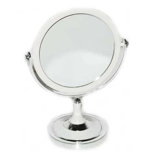"Case of [24] Bonita Home Free Standing Vanity Mirror - 8.07"" x 5.9"""