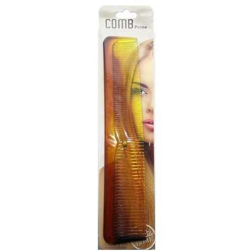 Case of [144] Bonita Home Brown Styling Comb