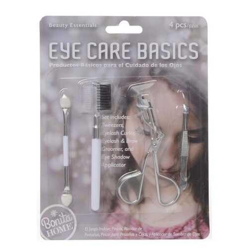 Case of [144] Bonita Home Eye Care Basics Kit - 4 Piece