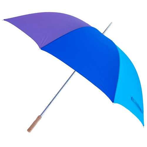 """Case of [24] 60"""" Golf Umbrella - Rainbow"""