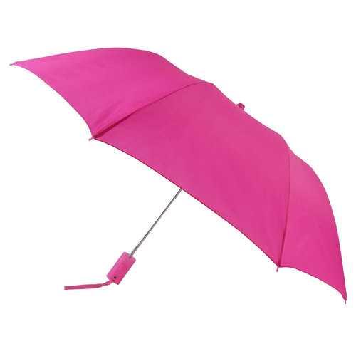 "Case of [50] 40"" Compact Umbrella - Pink"