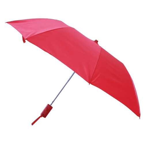 "Case of [50] 40"" Compact Umbrella - Red"