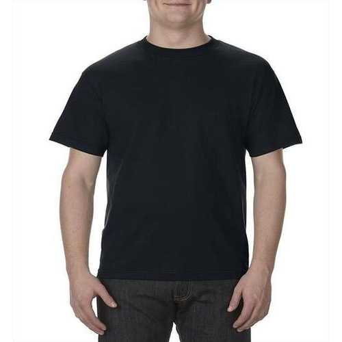 Case of [12] Alstyle Irregular - Adult T-shirt - Black - 2X
