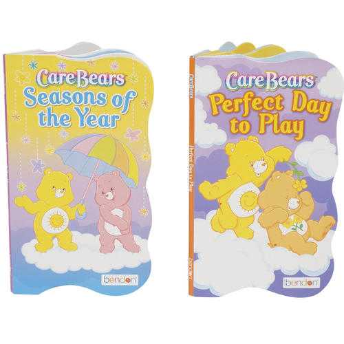 Case of [48] Assorted Care Bears Board Book