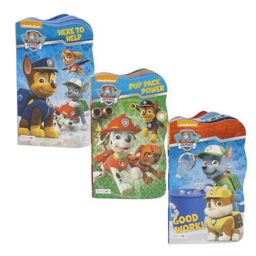 Case of [48] Assorted Paw Patrol Board Book