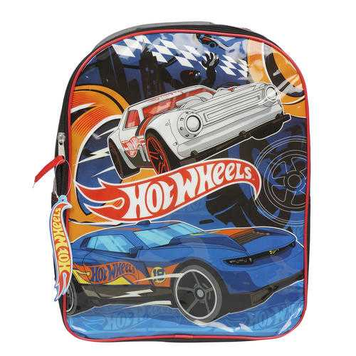 "Case of [12] 15"" Hot Wheels Backpack"