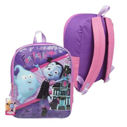 "Case of [12] 15"" Vampirina Fantastic Backpack"