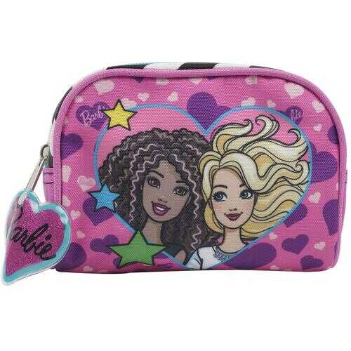 Case of [6] Barbie Cosmetic Bag