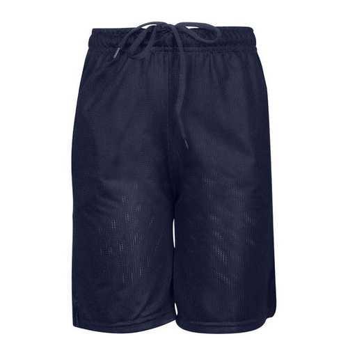 Case of [12] Youth Gym Mesh Shorts - Navy - M