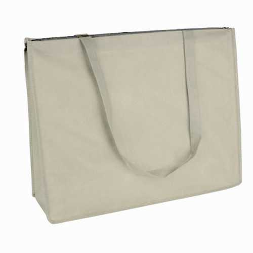 Case of [120] Extra Large Tote Bag - Natural