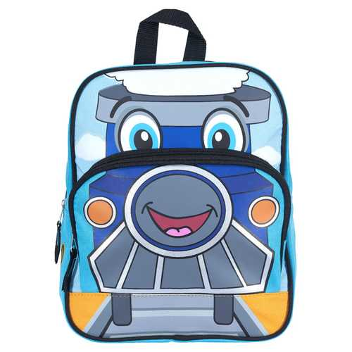 "Case of [24] 12"" Character Backpack - 3 Assorted Characters"