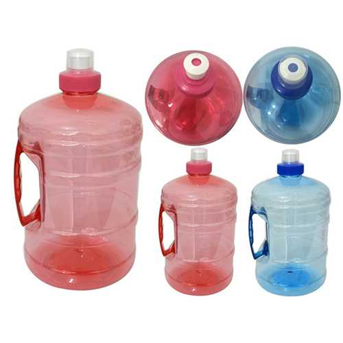 Case of [12] 2L Water Bottle with Handle