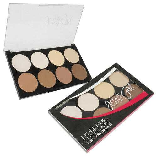 Case of [72] Jesse's Girl Highlight & Contour Kit