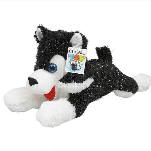 "Case of [24] 19.5"" Huskey Plush Toy"