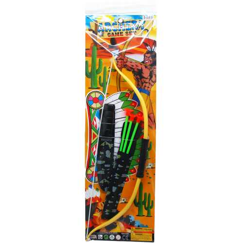 """Case of [24] 18.5"""" Bow and Arrow Play Set"""