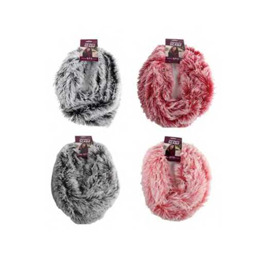 Case of [72] Faux-Fur Infinity Scarves