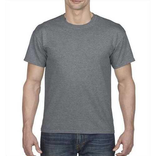Case of [12] Men's Tri-Blend T-Shirt - Granite, Large