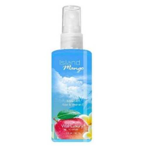 Case of [48] Island Mango 3 oz. Body Mist