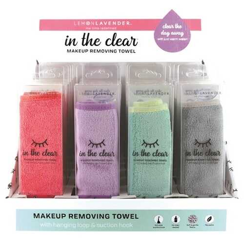 Case of [24] Makeup Removing Towel