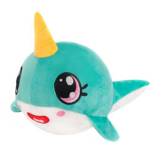Case of [36] Mushy Plushy Naida the Narwhal Plush