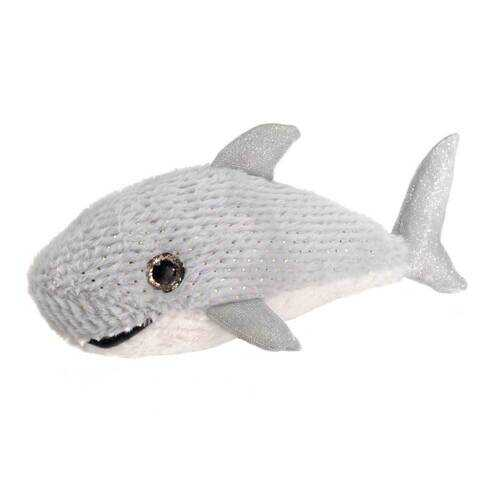 "Case of [24] 16"" Sea Treasures Grey Shark Plush"