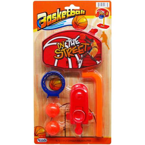 Case of [48] Table Mini Basketball Game - Assorted
