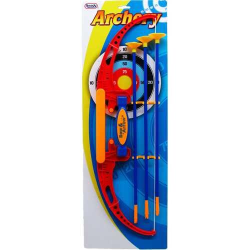 "Case of [12] 21.25"" Super Archery Play Set"