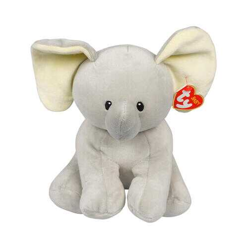 "Case of [12] 13"" ty Bubbles Elephant Baby Plush"