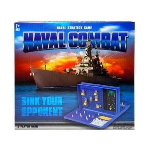 Case of [48] Naval Combat Battle Game