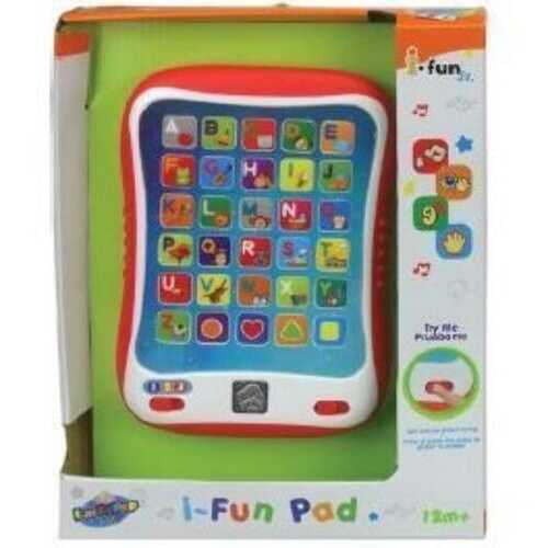 Case of [12] I-Fun Pad