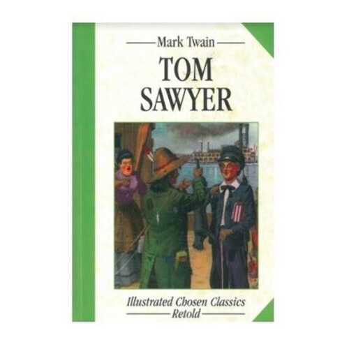 Case of [36] Illustrated Classic - Tom Sawyer