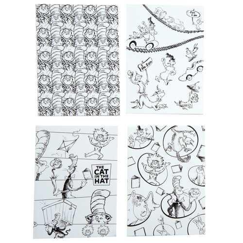 Case of [144] Dr Seuss Coloring Pages