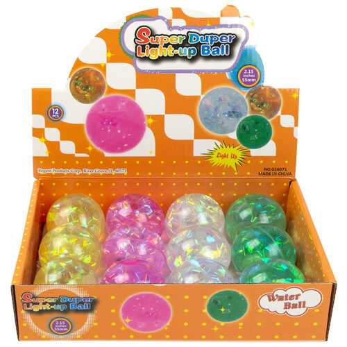 Case of [24] Light Up Ball